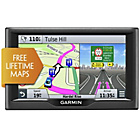more details on Garmin Nuvi 57LM 5 Inch with Lifetime Map Updates UK & RO.
