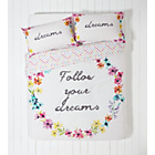 more details on Follow Your Dreams Bedding Set - Single.