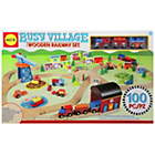 more details on Alex Toys Busy Village Wooden Railway.
