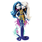 more details on Monster High Great Scarrier Reef Peri/Pearl Serpentine Doll.