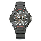 more details on Casio Men's Black Dial Chrono Sports Strap Watch.