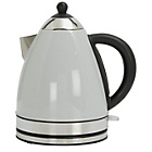 more details on ColourMatch Stainless Steel Jug Kettle - Dove Grey.