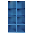more details on Phoenix 8 Cube Storage Unit - Blue.