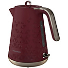 more details on Morphy Richards Prism Jug Kettle - Merlot.
