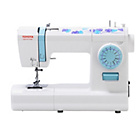more details on Toyota Eco 15 CB Sewing Machine with Guide Book.
