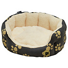 more details on Petface Paw Medium Oval Pet Bed.