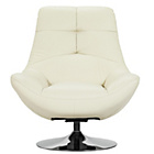 more details on Hygena Relax Fabric Chair - Cream.