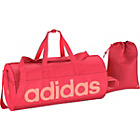 more details on Adidas Holdall and Gymsack - Pink.