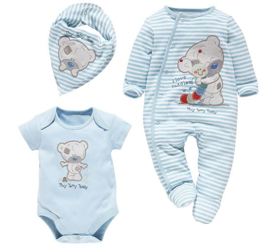 Baby Boy Gifts Argos : Buy tiny tatty teddy blue gift set months at argos