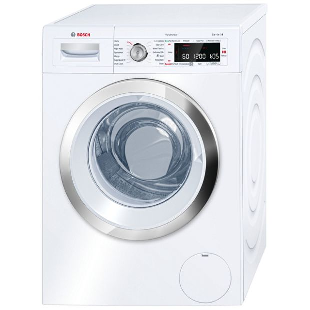 buy bosch waw28560gb 9kg 1400 spin washing machine white. Black Bedroom Furniture Sets. Home Design Ideas