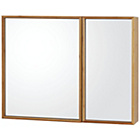 more details on Habitat Taio Bamboo Double Bathroom Cabinet.