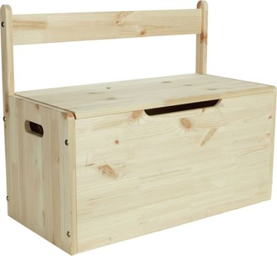 Buy Kids' Scandinavia XL Toybox - Pine at Argos.co.uk ...