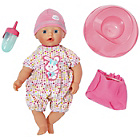 more details on My Little BABYBorn Bathing Fun Doll with Potty.
