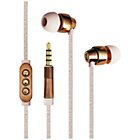 more details on Ted Baker Dover In-Ear Headphones - Nude.
