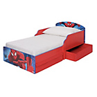 more details on Spider-Man Toddler Bed with Drawers.