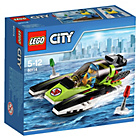 more details on LEGO City Race Boat - 60114.
