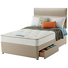 more details on Sealy Revital Backcare Kingsize 2 Drw Divan Bed.