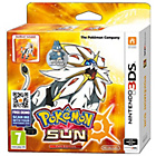 more details on Pokemon Sun with Steel Case Nintendo 3DS Game.
