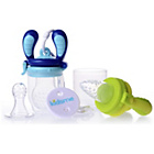 more details on Kidsme Food Feeder Starter Pack - Aquamarine.