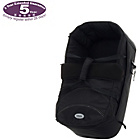 more details on Obaby Zeal Carrycot - Black.
