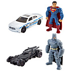 more details on Batman 2 Inch Figure and Hot Wheels Vehicle Assortment.