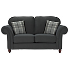 more details on Heart of House Windsor High Back Regular Sofa - Charcoal.