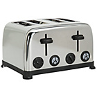 more details on ColourMatch 4 Slice Toaster - Dove Grey.