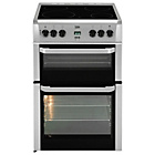 more details on Beko BDVC664 Double Electric Cooker - Silver.