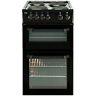 more details on Beko BD531A Single Electric Cooker - Black.