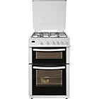 more details on Bush AG66TW Gas Cooker- White.