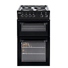 more details on Beko BD531A Single Electric Cooker - Black/Ins/Del/Rec.