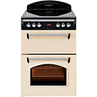 more details on Leisure GRB6CVC Cream Double Electric Cooker -Instal/Del/Rec