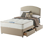 more details on Sealy Revital Backcare Memory Double 4 Drw Divan Bed.