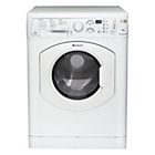 more details on Hotpoint Aquarius WDF 756P Freestanding  Washer Dryer White