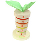 more details on Masterkidz Wooden Stacking Carrot.