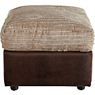 more details on HOME New Bailey Jumbo Cord Storage Cube - Natural.