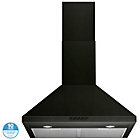 more details on Indesit IHP64 Chimney Cooker Hood - Black.