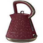 more details on Morphy Richards 108103 Prism Kettle - Merlot.