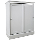 more details on Collection Dover Sliding Door Hallway Unit - White.