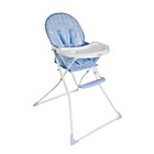 more details on Red Kite Feed Me Compact Highchair - Sail Boat.