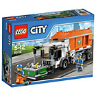 more details on LEGO City Garbage Truck - 60118.