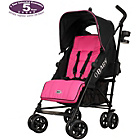 more details on Obaby Zeal Stroller - Pink.