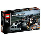 more details on LEGO Technic Getaway Racer - 42046.