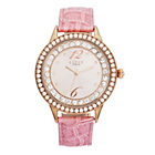 more details on Lipsy Ladies' Stone Set Rose Gold Colour Dial Strap Watch.