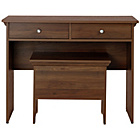 more details on Canterbury Dressing Table - Walnut effect
