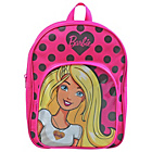 more details on Barbie Backpack