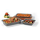 more details on Salter Marble Grey 3 Piece Bakeware Set.