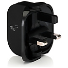 more details on Mu Classic USB Wall Charger - Black.