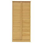 more details on Hygena Beijing 2 Door Wardrobe - Oak