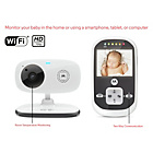 more details on Motorola MBP662 Connect Video Baby Monitor.